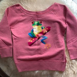 Fiorucci Sweatshirt Size L